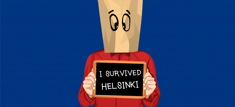How to survive in Helsinki without Finnish Language Skills