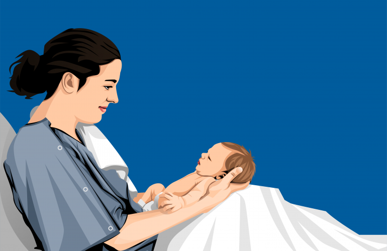 Why Helsinki is the best place for new mothers.