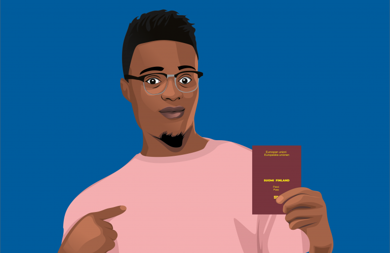 Does having a Finnish passport make you a Finn