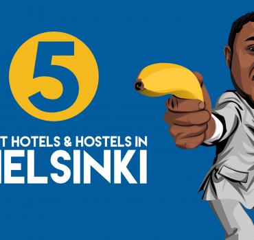5 best hotels and hostels in helsinki